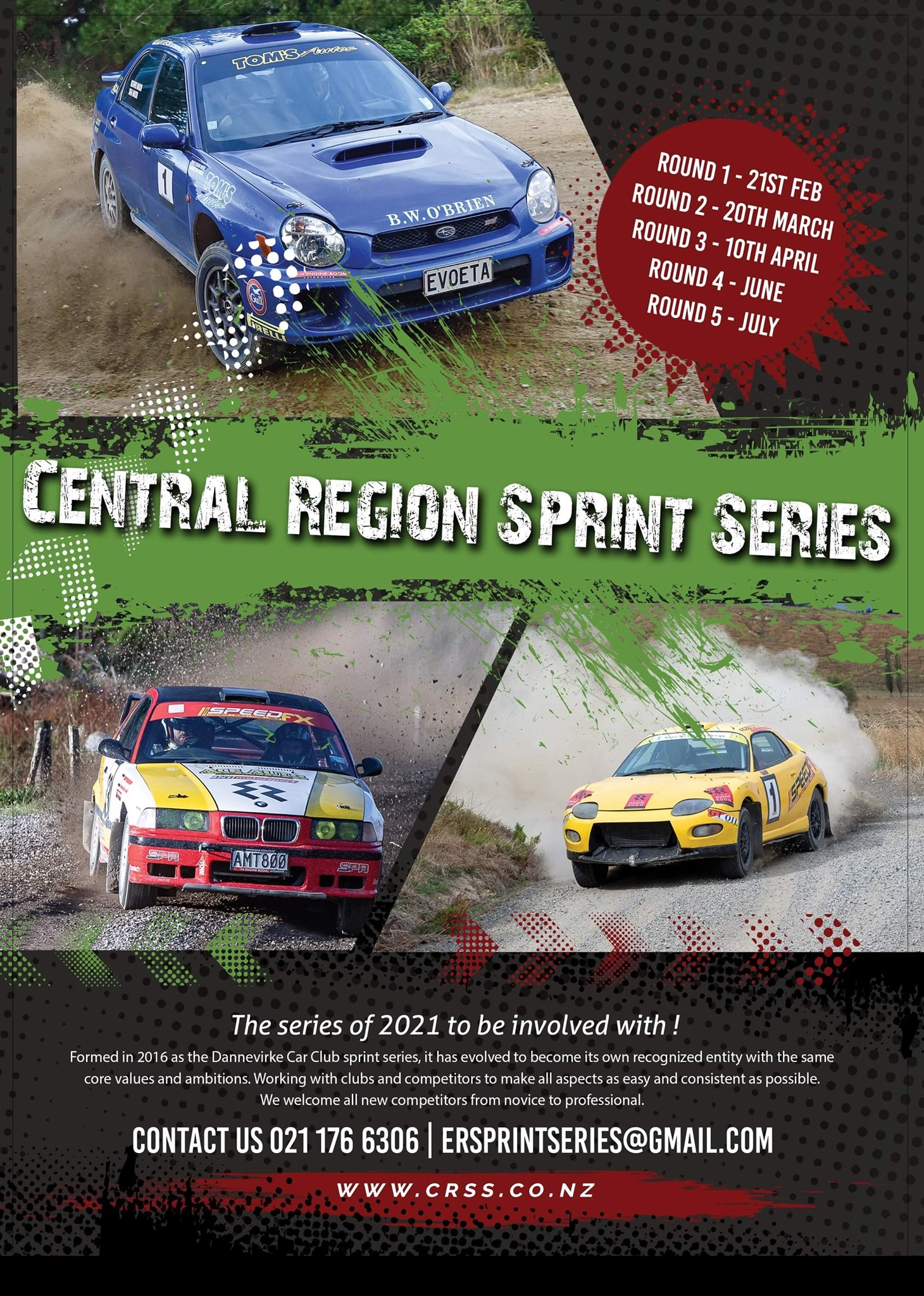 Pararorangi Road Rallysprint