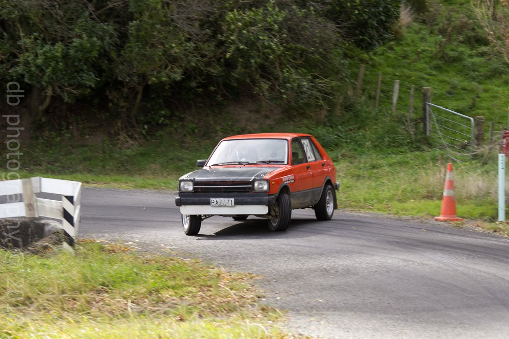 Otara Road Sealed Sprint/ Touge Drift @ Otara Road | Ohingaiti | Manawatu-Wanganui | New Zealand